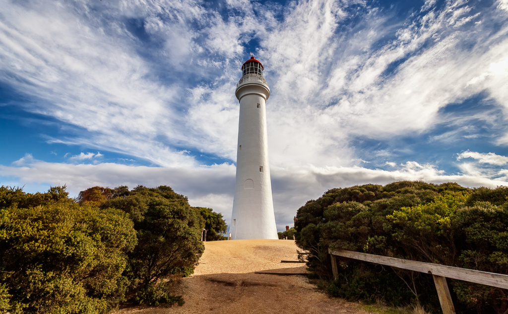 Split Point Lighthouse at Aireys Inlet